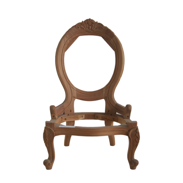 Carved Grandmother Chair