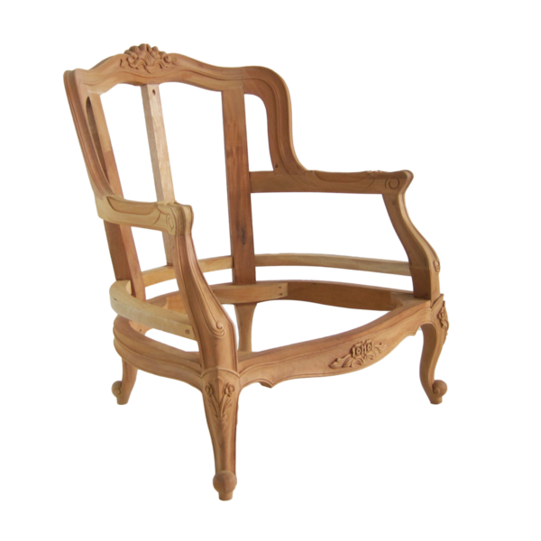 Louis Salon Armchair Frame