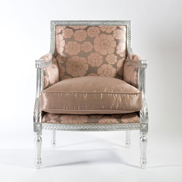Louis Square Back Tub Chair