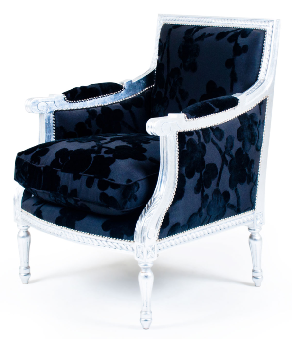 Louis Square Tub Chair