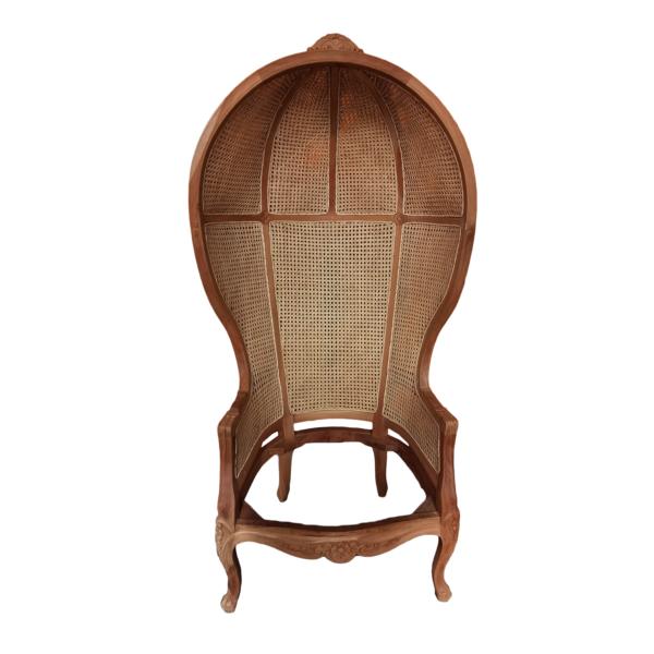 Rattan Porters Chair