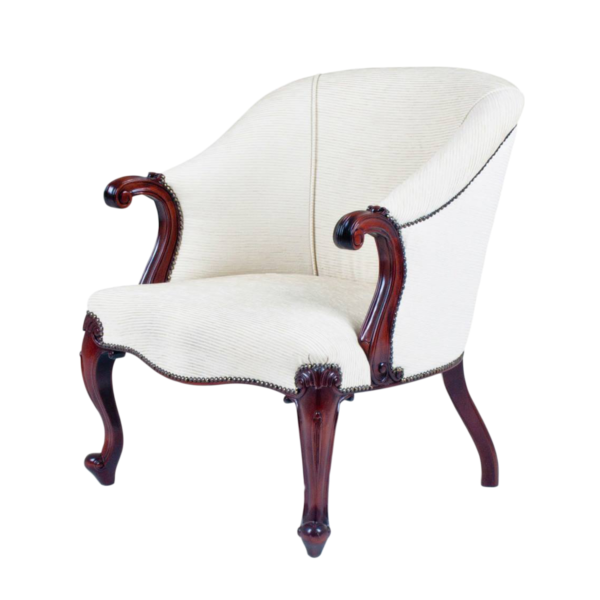 Georgian Tub Chair