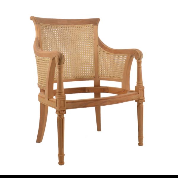Cane Armchair