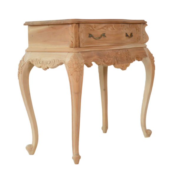 French Baroque Bedside