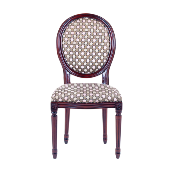 Louis Oval Chair