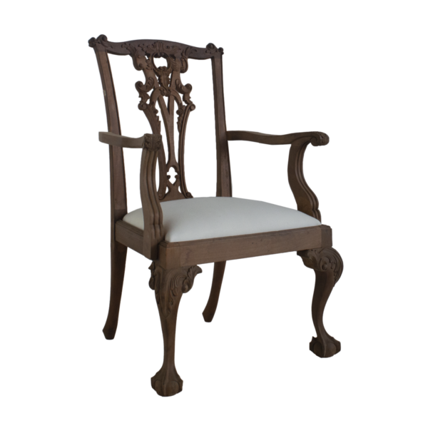 Chippendale Childrens Chair