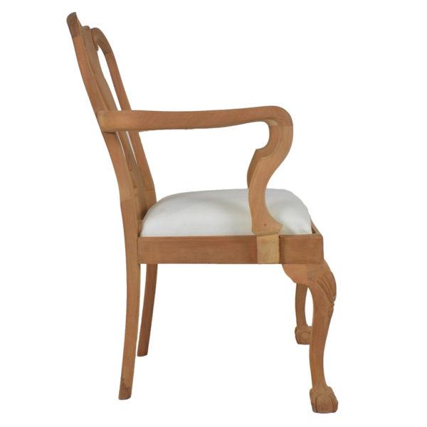 Queen Anne Carver Chair