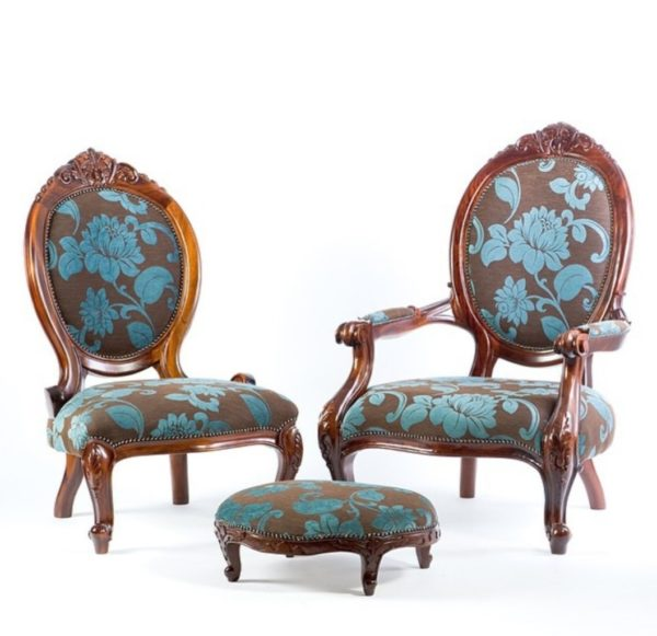 Cameo Grandfather Chair